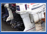 Older Johnson and Evinrude outboard service
